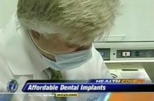 affordable dental implants dr kosenski news interview