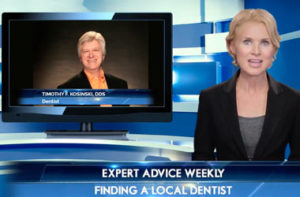 Expert advice news appearance