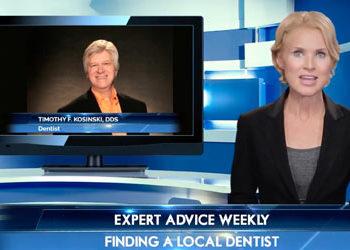 Expert advice news appearance
