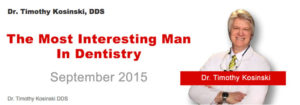the most interesting man in dentistry header image
