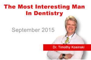 the most interesting man in dentistry featured image