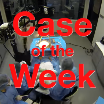 Case of the week