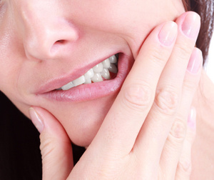 A root canal can stop pain caused by decay.