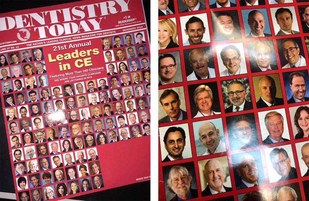Dentistry Today magazine